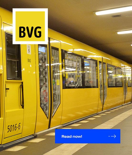 Scheer PAS Case Studies BVG