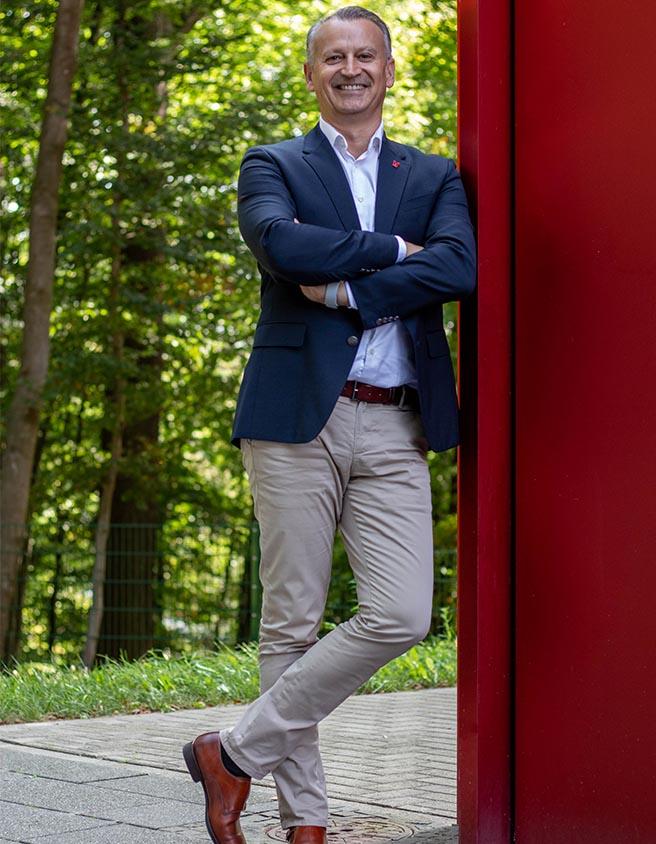 Mario Baldi Geschäftsführung Scheer PAS