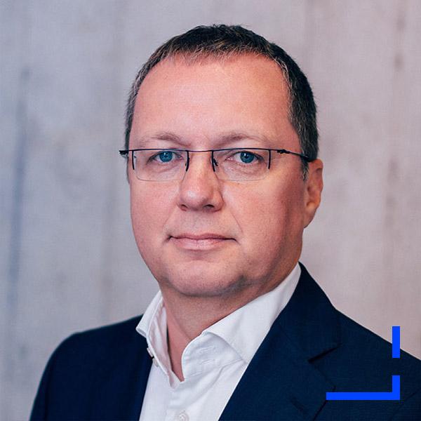 Stephan Prinzkosky, Leiter Vertrieb Scheer PAS