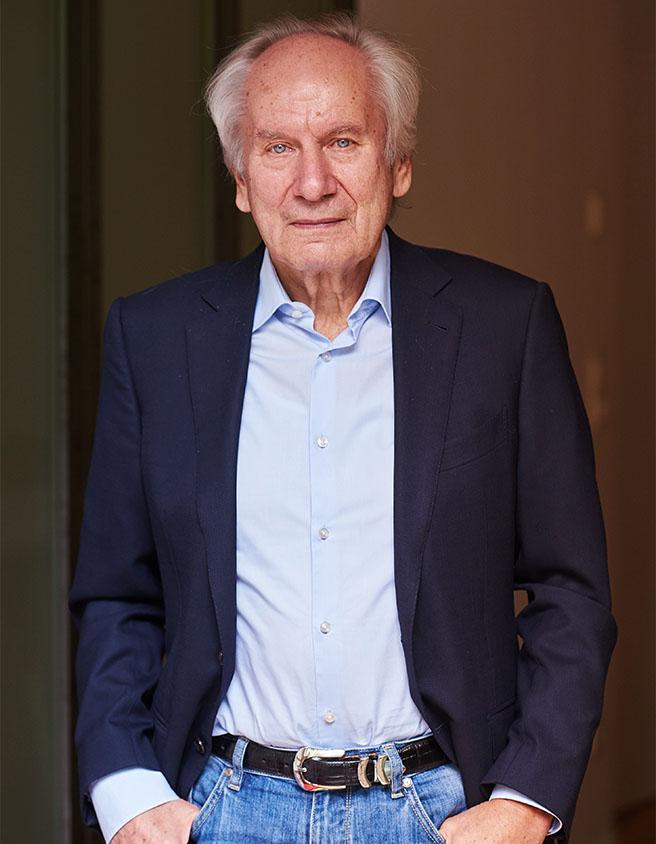 Prof. Dr. Dr. h.c. mult. August-Wilhelm Scheer